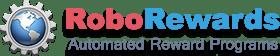 Customer Loyalty Reward Program Software • RoboRewards Logo